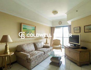 Tipe 2BR Apt Sudirman Tower Condominium