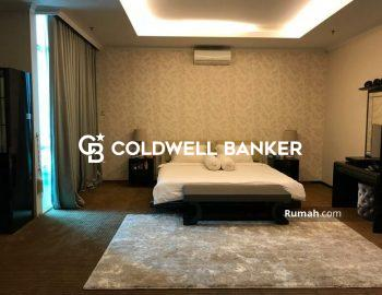 Penthouse Full Furnished 4BR Bellagio Mansion, Jakarta