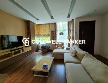 Dijual townhouse di Tomang residence (one gate system)